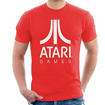 Atari Games Logo Men's T-Shirt