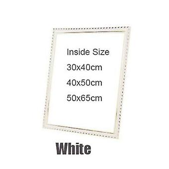 Diy Outer Frame For Painting By Numbers Photo Frame - Diamond Embroidery Frame Storage Organizer