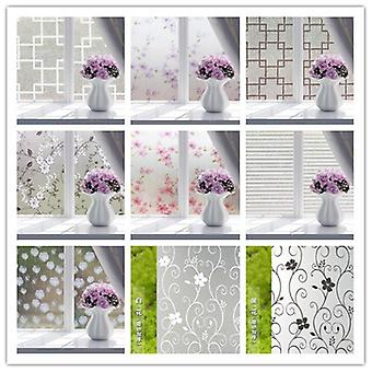 Self Adhesive Window Film Sticker Fensterfolie, Window Bathroom Sliding Glass