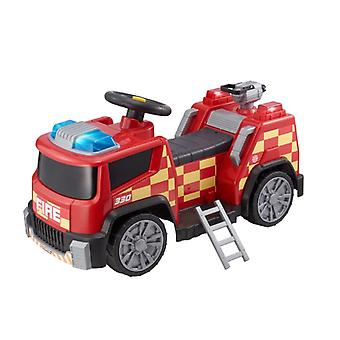 Evo Electronic Battery Operated Ride On Fire Engine