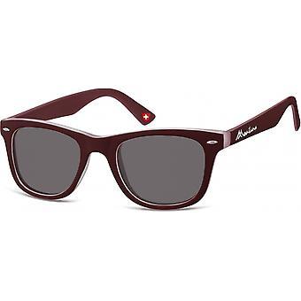 نظارات شمسية للجنسين بواسطة SGB الأحمر (M42)