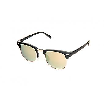 Sunglasses Junior black/yellow (K-114)