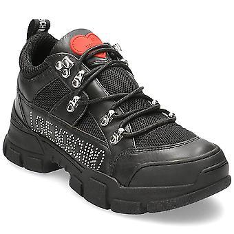 Kjærlighet Moschino JA15434G0BJA500A universell hele året kvinner sko