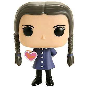 The Addams Family Wednesday Valentines US Exclusive Pop