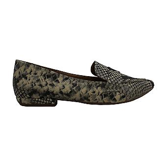 Steve Madden Women's Shoes Carver Suede Pointed Toe Loafers