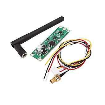 Wireless Receiver, Transmitter Board -with Antenna Led Controller