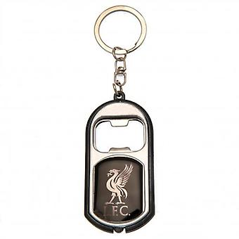 Liverpool Key Ring Torch Bottle Opener BK