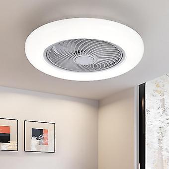 Ventilateur moderne de plafond avec des lumières, lampe de ventilateur de télécommande