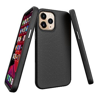 Für iPhone 12 Pro Max Case Armour Shockproof Strong Light Slim Cover Black