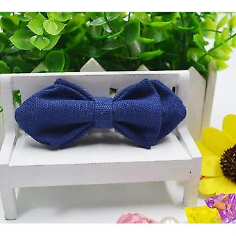 Fashion Bow Tie For Baby Boys Adjustable Cotton For Slim Shirt Accessories