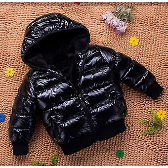 Baby Wadded Jacket- Baby Cotton Padded Parka Boys / Girls Children Winter Thick Coat