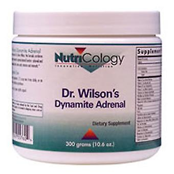 Nutricology/ Allergy Research Group Dr. Wilsons Dynamite Adrenal, 300 Grams