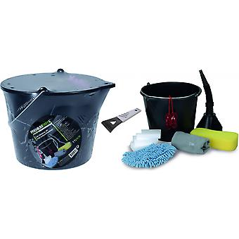 Car cleaning kit 11-piece