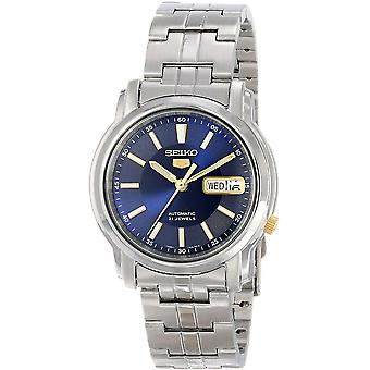 Seiko 5 Gent Watch SNKL79K1 - Stainless Steel Gents Automatic Analogue