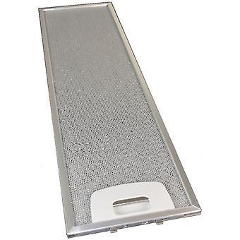 Univerzálny digestor Kovový tuk filter 155mm x 534mm