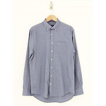 GANT Regular Fit Oxford Shirt - Persian Blue