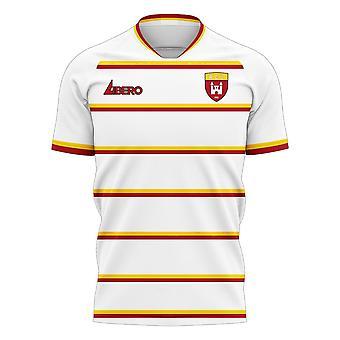 RC Lens 2020-2021 Away Concept Football Kit (Libero)