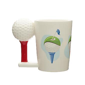 Puckator Golf Ball + Camiseta de diseño SmUG319