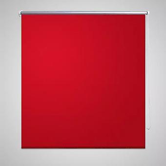 Blackout roller blind 40 x 100cm Red