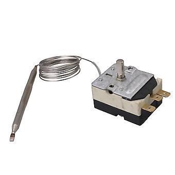 5.5x3.65x4.4cm 220V Oceľová chladnička Mraznička Termostat Controler