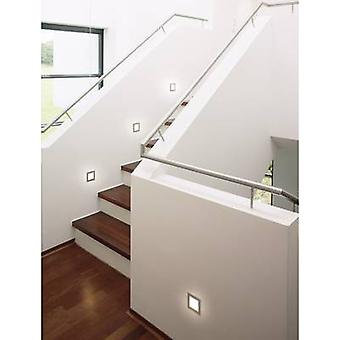 SLV Frame Basic 113262 LED recessed light 1 W Warm white White (matt)