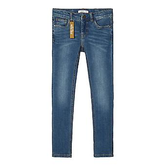 Name-it Boys Jeans Pants Pete Dnmtaspers Blu Scuro
