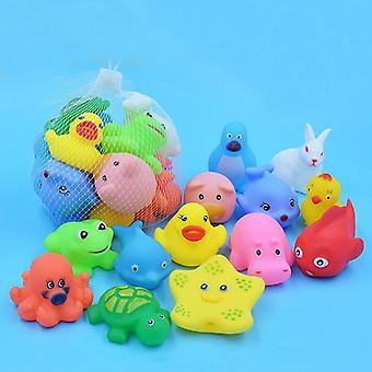 Baby Bath Squeeze-brzmiące Dabbling Float Edukacyjne