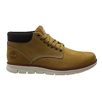 تيمبرلاند برادستريت القمح نوبوك الجلود الدانتيل حتى الرجال تشوككا الأحذية A125W