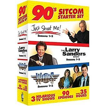 90s Sitcom Starter Set [DVD] USA import