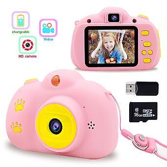 Gifts for 3-6 year old girls boys joy-jam kids camera digital camera front and back facing camera hd