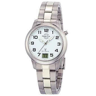 Ladies Watch Master Time MTLT-10654-41M, Quartz, 34mm, 5ATM