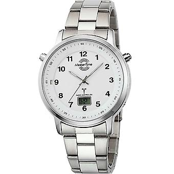 Mens Watch Master Time MTGA-10696-22M, Quartz, 45mm, 5ATM