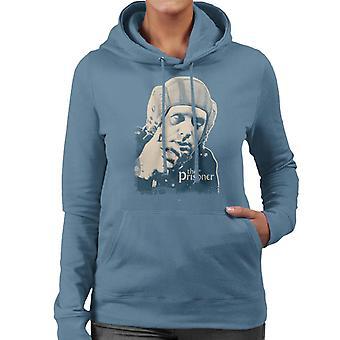 The Prisoner Many Happy Returns Women's Hooded Sweatshirt