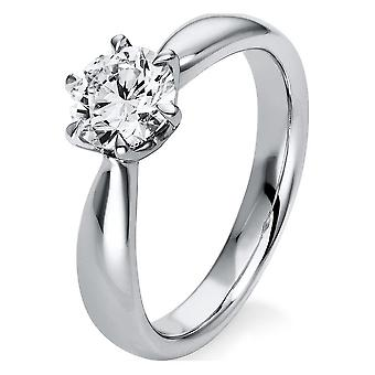 Luna Creation Promessa Solitairering 1N559W854-1 - Ring width: 54