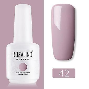 Gel Nail Polish, Hybrid Varnishes, Uv, Led, Semi Permanent Manicure Set