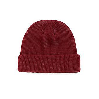 Winter Warm Hip Hop Hat, Wool Knitted Beanie Skull Cap