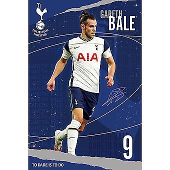 Tottenham Hotspur FC Gareth Bale Affisch