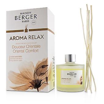 Lampe Berger (Maison Berger Paris) Scented Bouquet - Aroma Relax 180ml/6.08oz