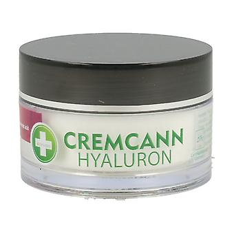 Cremcann Hyaluron Natural 50 ml of cream