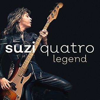 Suzi Quatro - Legend: The Best of [Vinyl] USA import