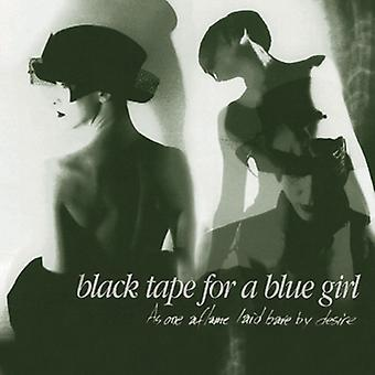 Black Tape for a Blue Girl - As One Aflame Laid Bare by Des [CD] USA import