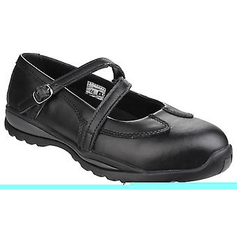 Amblers fs55 safety shoes womens