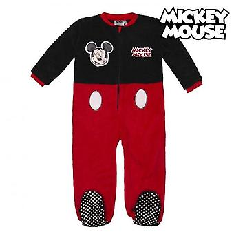 Children's pyjama mickey mouse black