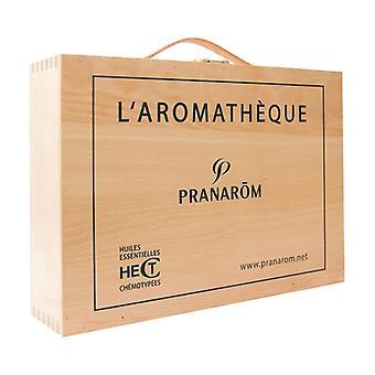 Empty aromatheque 1 unit