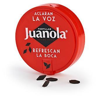 Juanola Classical tablets taste classic licorice