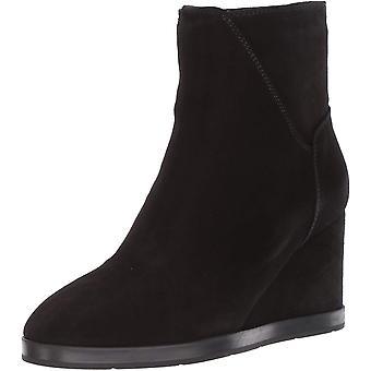 Aquatalia Women's Judy Suede Ankle Boot Black 7 M US