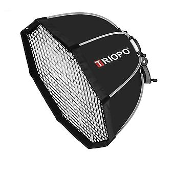 Speedlite Tragbare Octagon Regenschirm, Waben Outdoor Flash Softbox