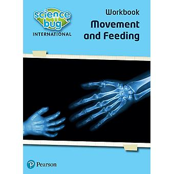 Science Bug Movement and feeding Workbook by Deborah HerridgeDebbie Eccles