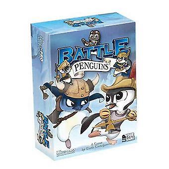 Battle Penguins kortti peli