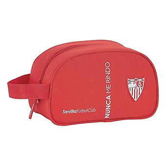 School Toilet Bag Sevilla Fútbol Club Red